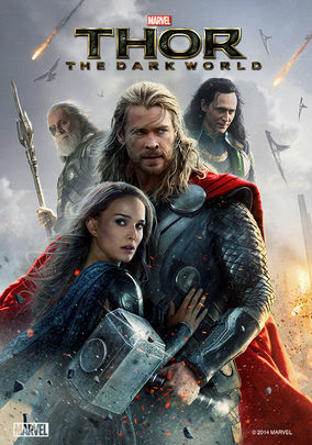 Rent Thor: The Dark World on DVD