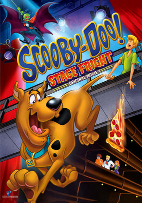Rent Scooby-Doo! Stage Fright on DVD