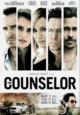 Rent The Counselor on DVD