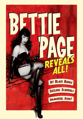 Rent Bettie Page Reveals All on DVD