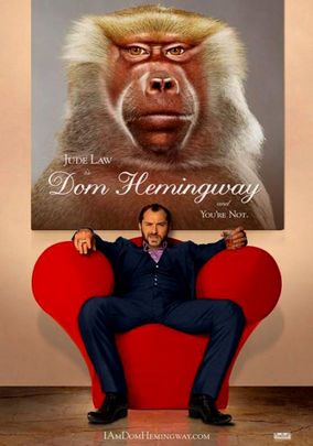 Rent Dom Hemingway on DVD