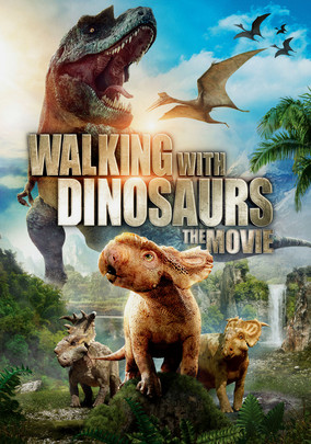 Rent Walking with Dinosaurs on DVD