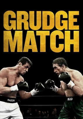 Rent Grudge Match on DVD