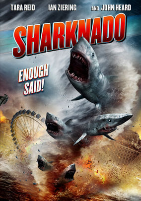 Rent Sharknado on DVD