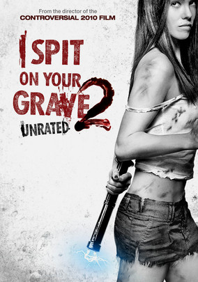 Rent I Spit on Your Grave 2 on DVD