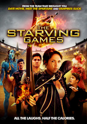 Rent The Starving Games on DVD