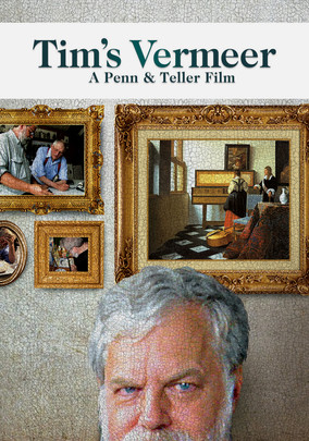 Rent Tim's Vermeer on DVD
