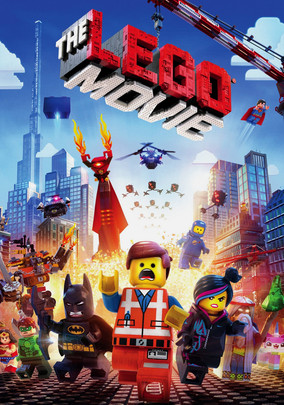 Rent The Lego Movie on DVD