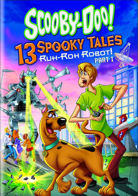 Rent Scooby-Doo! Ruh-Roh Robot! on DVD