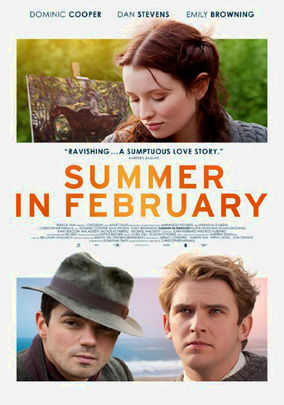 Rent Summer in February on DVD