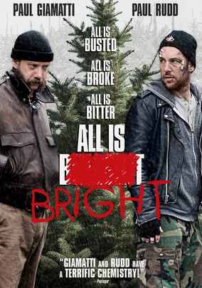 Rent All Is Bright on DVD