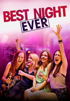 Rent Best Night Ever on DVD