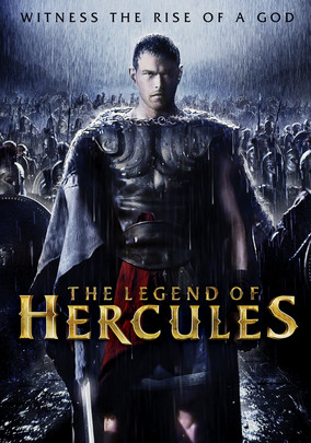 Rent The Legend of Hercules on DVD