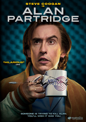 Rent Alan Partridge on DVD