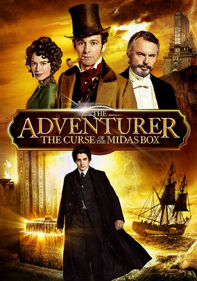 Rent The Adventurer: The Curse of the Midas Box on DVD