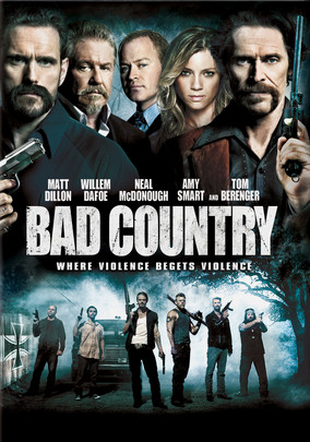 Rent Bad Country on DVD