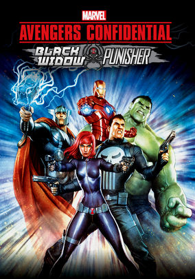 Rent Avengers Confidential: Black Widow... on DVD