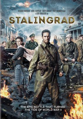 Rent Stalingrad on DVD