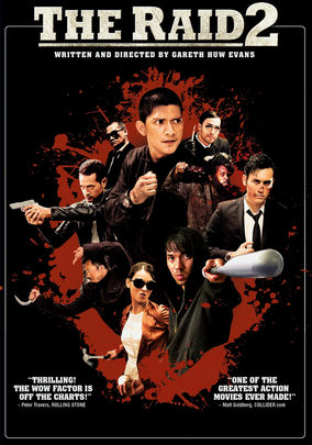 Rent The Raid 2 on DVD