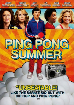 Rent Ping Pong Summer on DVD