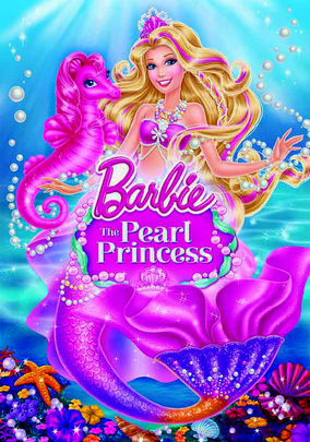 Rent Barbie: The Pearl Princess on DVD