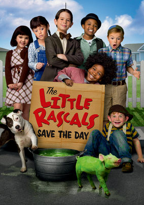 Rent The Little Rascals Save the Day on DVD