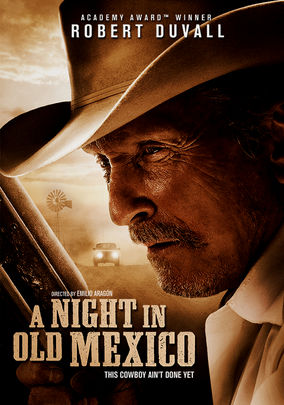 Rent A Night in Old Mexico on DVD