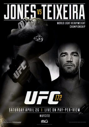 Rent UFC 172: Jones vs Teixeira on DVD