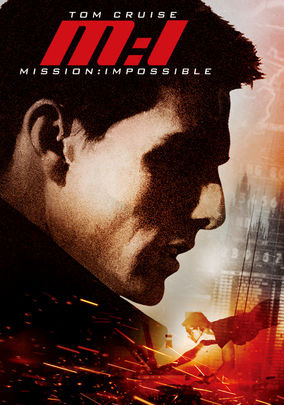 Rent Mission: Impossible on DVD