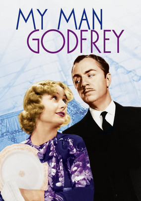 Rent My Man Godfrey on DVD