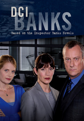 Rent DCI Banks on DVD