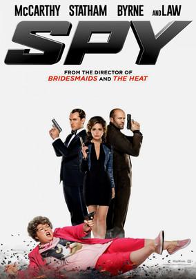 Rent Spy on DVD