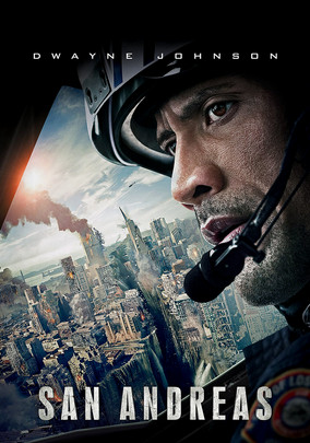Rent San Andreas on DVD