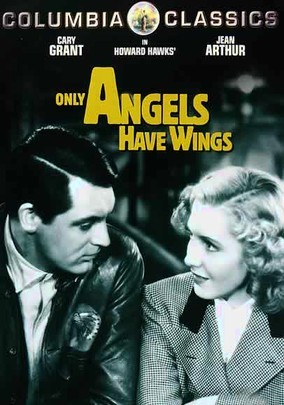 Rent Only Angels Have Wings on DVD