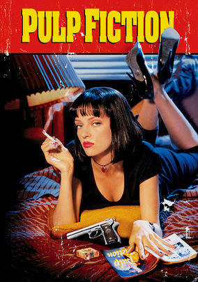 Rent Pulp Fiction on DVD