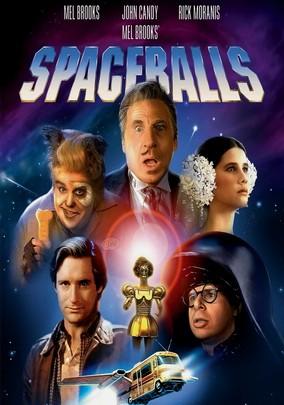 Rent Spaceballs on DVD