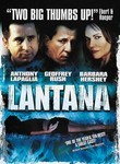 Movie poster for Lantana
