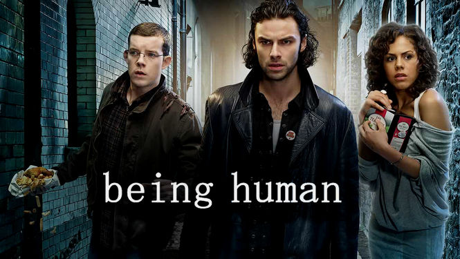 Rent Being Human (U.K.) on DVD