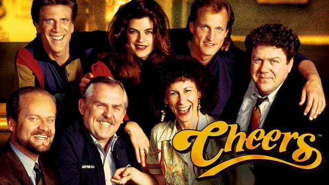Cheers for Rent on DVD - DVD N...