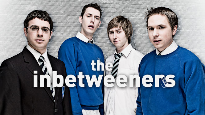 Rent The Inbetweeners on DVD