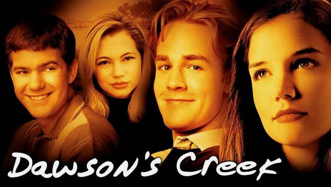 Rent Dawson's Creek on DVD
