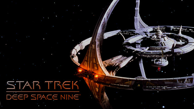 Rent Star Trek: Deep Space Nine on DVD