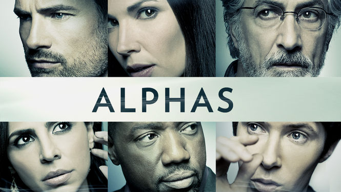 Rent Alphas on DVD