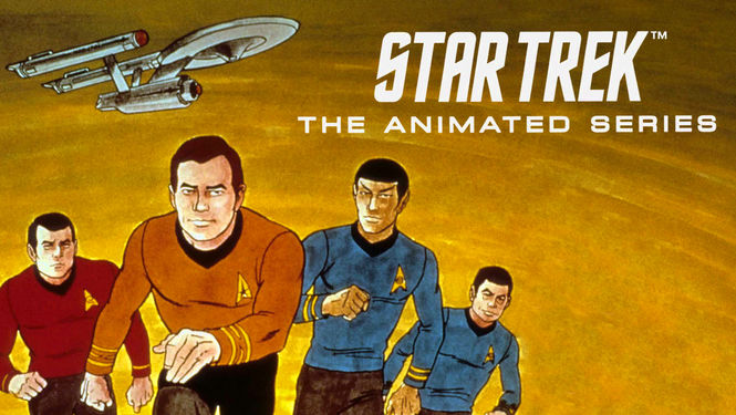 Rent Star Trek: The Animated Series on DVD