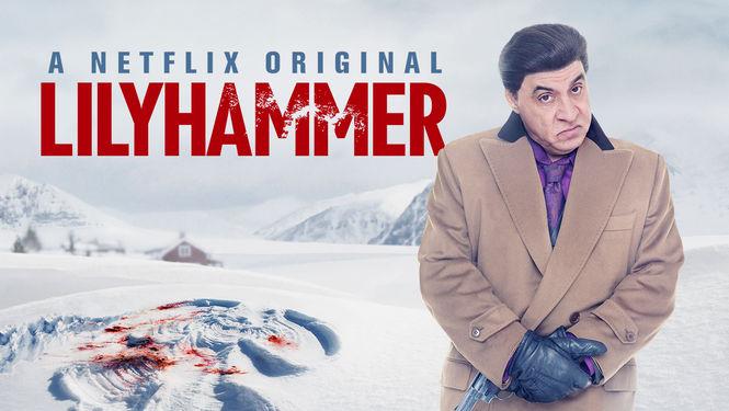 Rent Lilyhammer on DVD