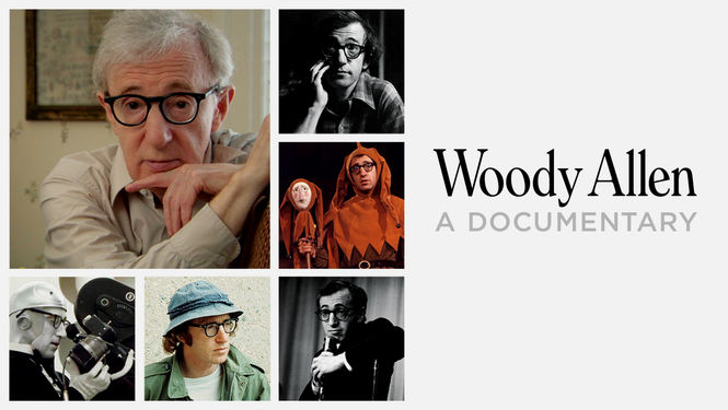 Rent Woody Allen: A Documentary on DVD
