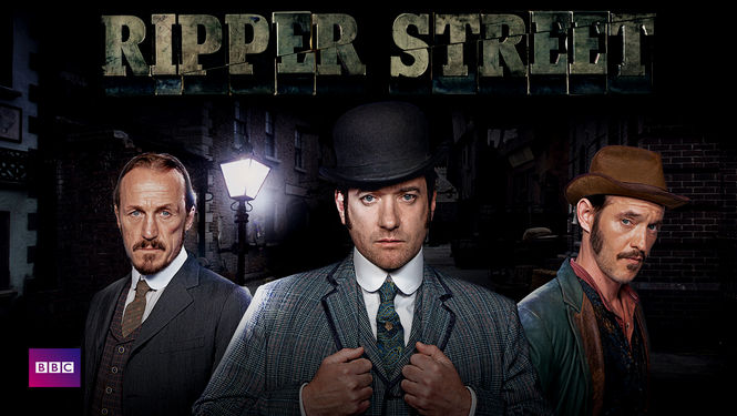 Rent Ripper Street on DVD